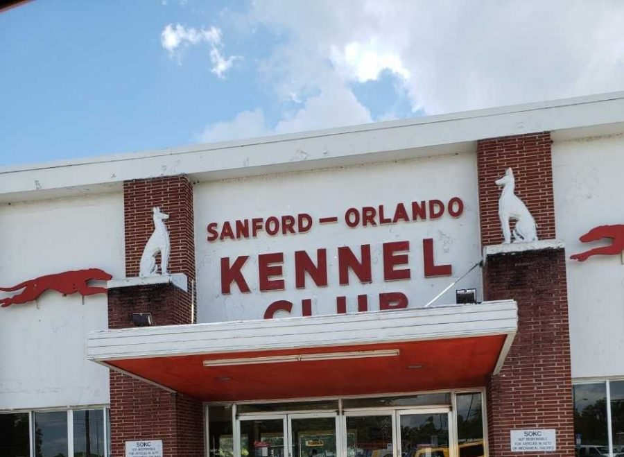 The+Sanford+Kennel+Club+has+been+home+to+greyhound+racing+for+over+75+years.+It%E2%80%99s+future+remains+precarious+if+Florida%E2%80%99s+Amendment+13+passes+this+November+6.