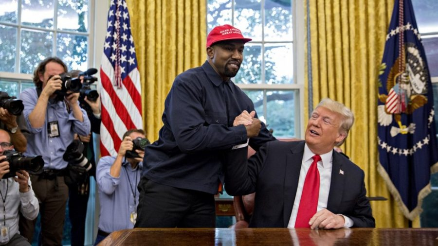 The Unlikely Bromance of Trump & Kanye