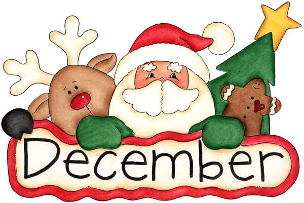 What's Coming Up This Month?-December