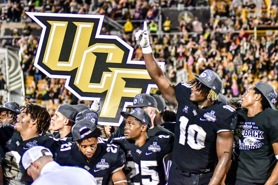 The dominance of UCF Football