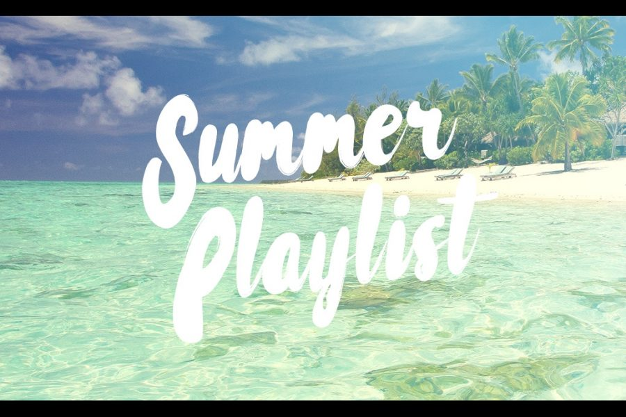Beats to Add to your Summer Playlist